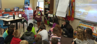 Parkwood Elementary Reading - 2nd class